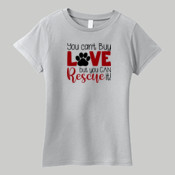 Can't Buy Love Ladies Tee